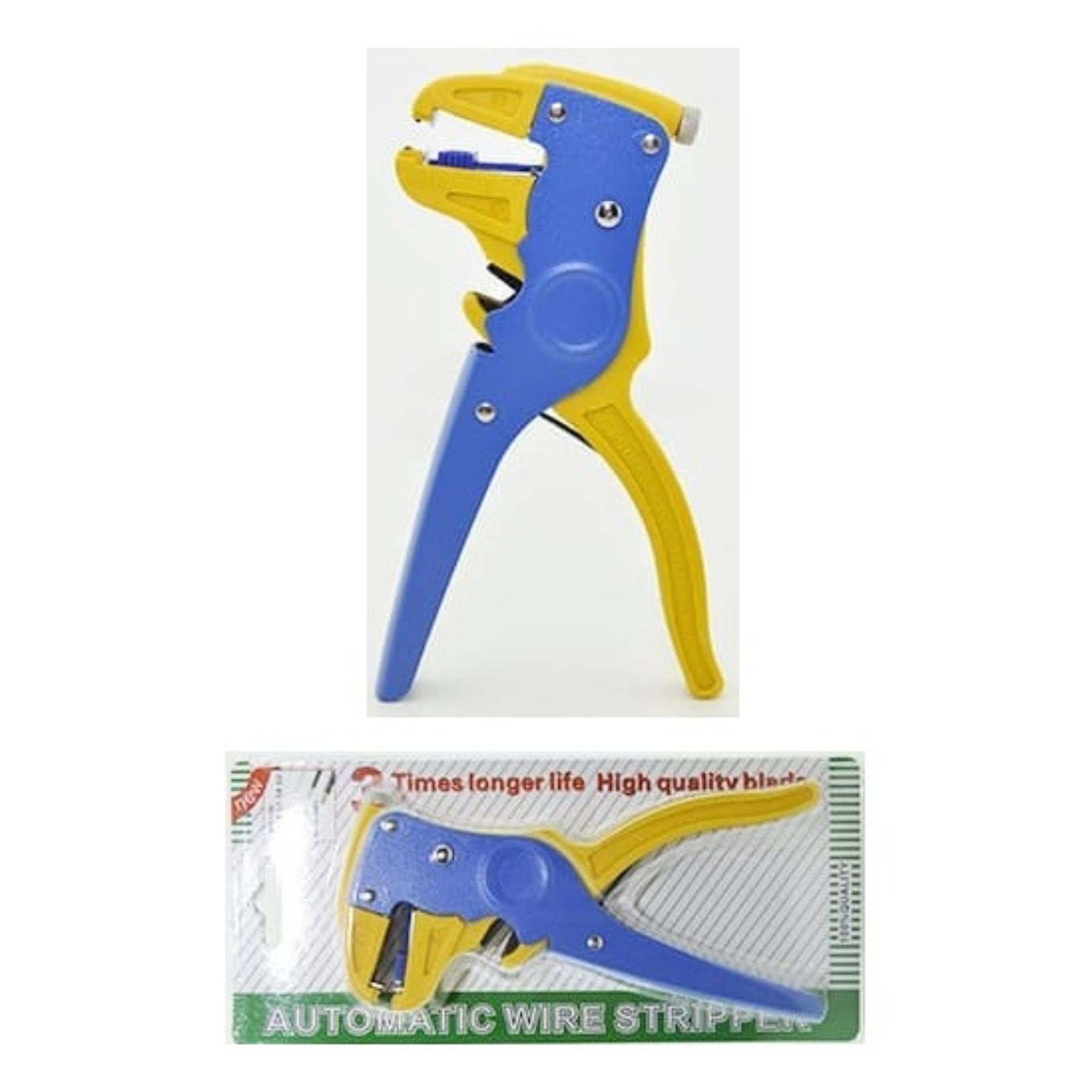 ... Model F Nankai. Source · AE412 Tang Kabel Kupas dan Potong 2in1 Automatic Wire Stripper