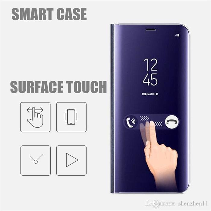 ... Clear View Standing Smart Case Samsung Galaxy J6 (2018) - 3 ...
