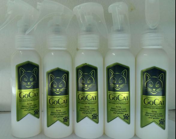 Spray GoCat Natural cat Repellent