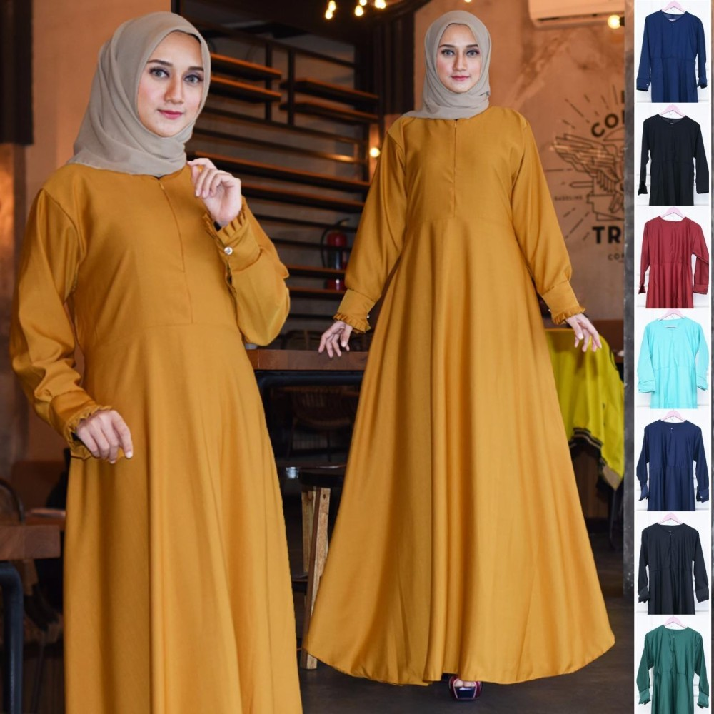 Beli Dress Styalist Bianca Unique Dengan Kartu Kredit