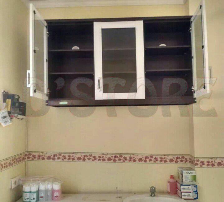 Fitur Kitchen Set Atas 3 Pintu Anata Series Dan Harga Terbaru Info