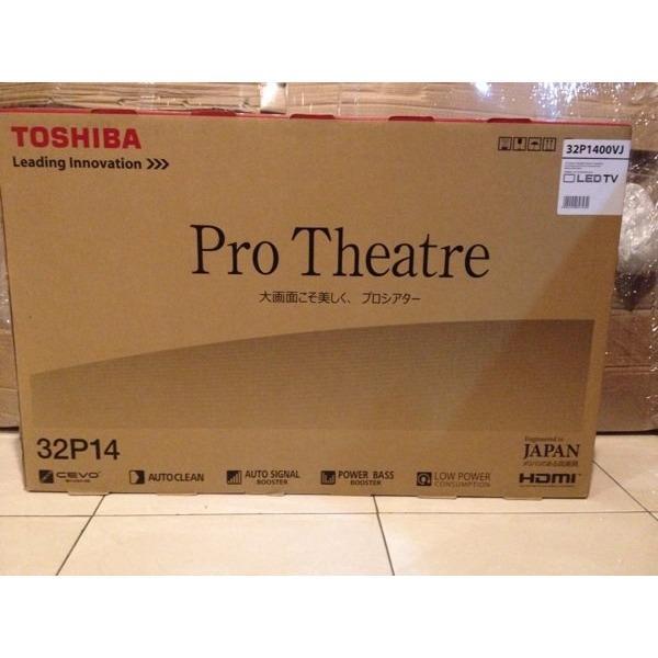 Toshiba 32P2300 TV LED [32 Inch]