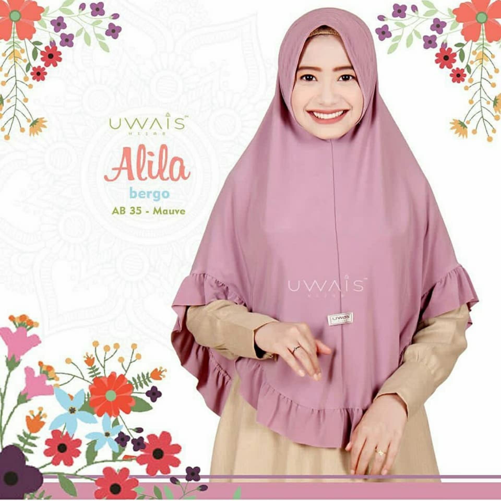 Alila Bergo by Uwais Hijab 35