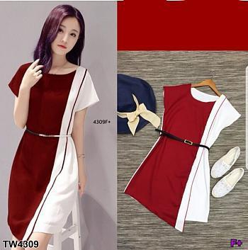 Kafis shop / Dress Yura Tosca / Dress Wanita