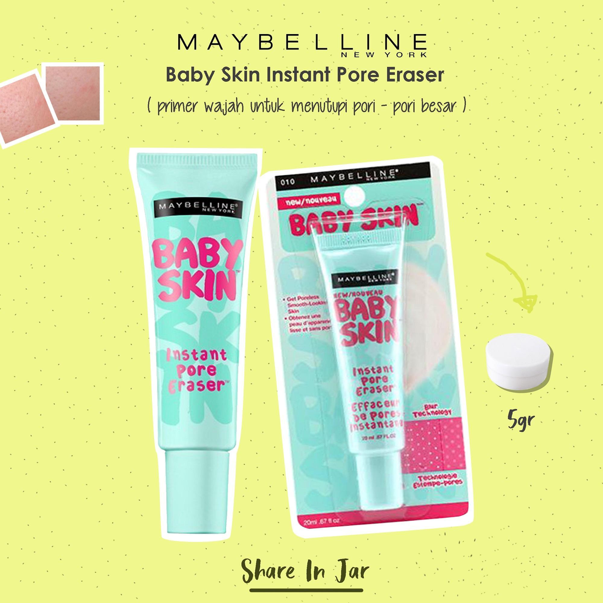 Harga primer maybelline baby skin