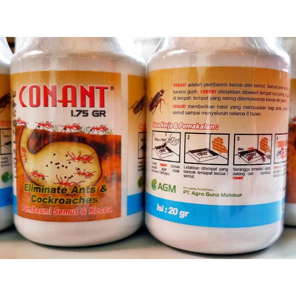 Anti Semut dan Kecoa / pembasmi Semut kecoa (conant) - 4 .