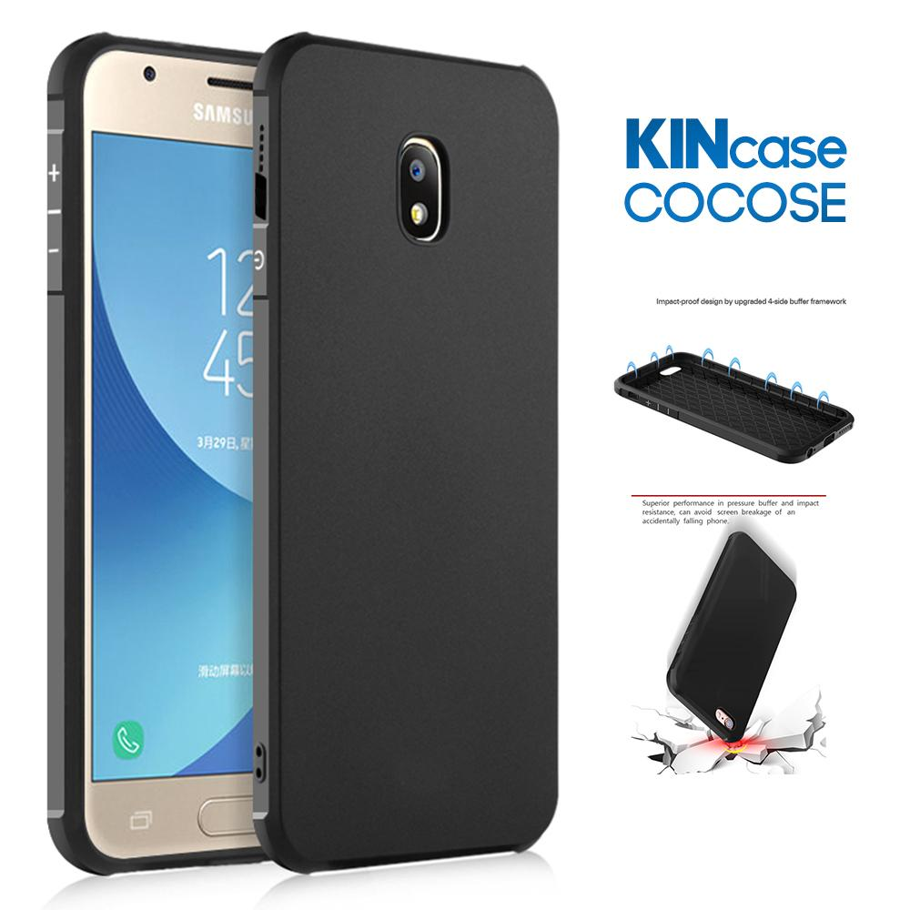 Features Case Samsung J530 J5 Pro Kin Cocose Thin Softcase Silicone