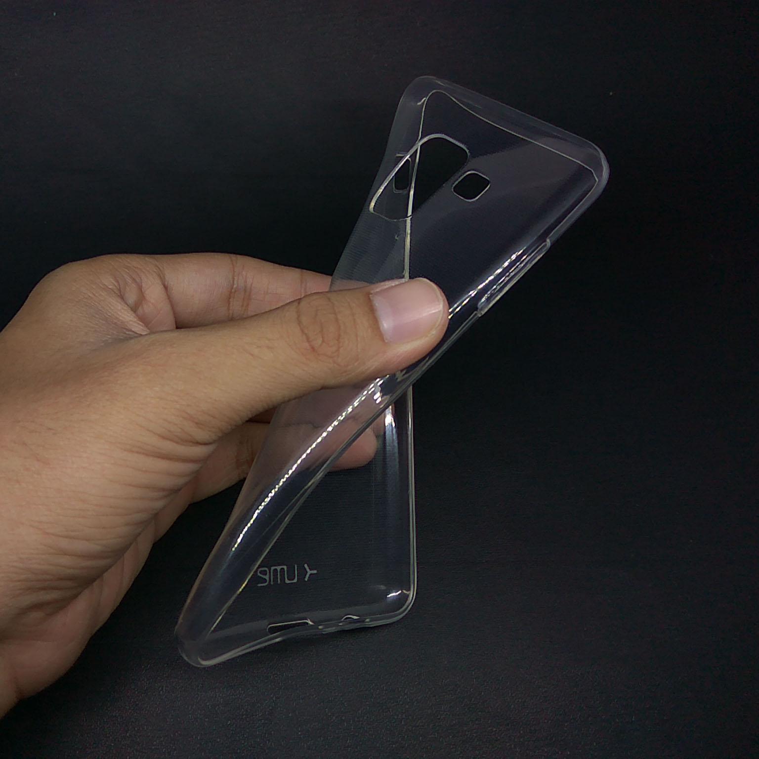 Fitur Ultrathin Softcase Ume Tpu Samsung Galaxy A8 Plus 2018 Casing Silikon Transparan For Asus Zenfone 2 Detail Gambar Ultra Thin Soft Case Silicone Terbaru