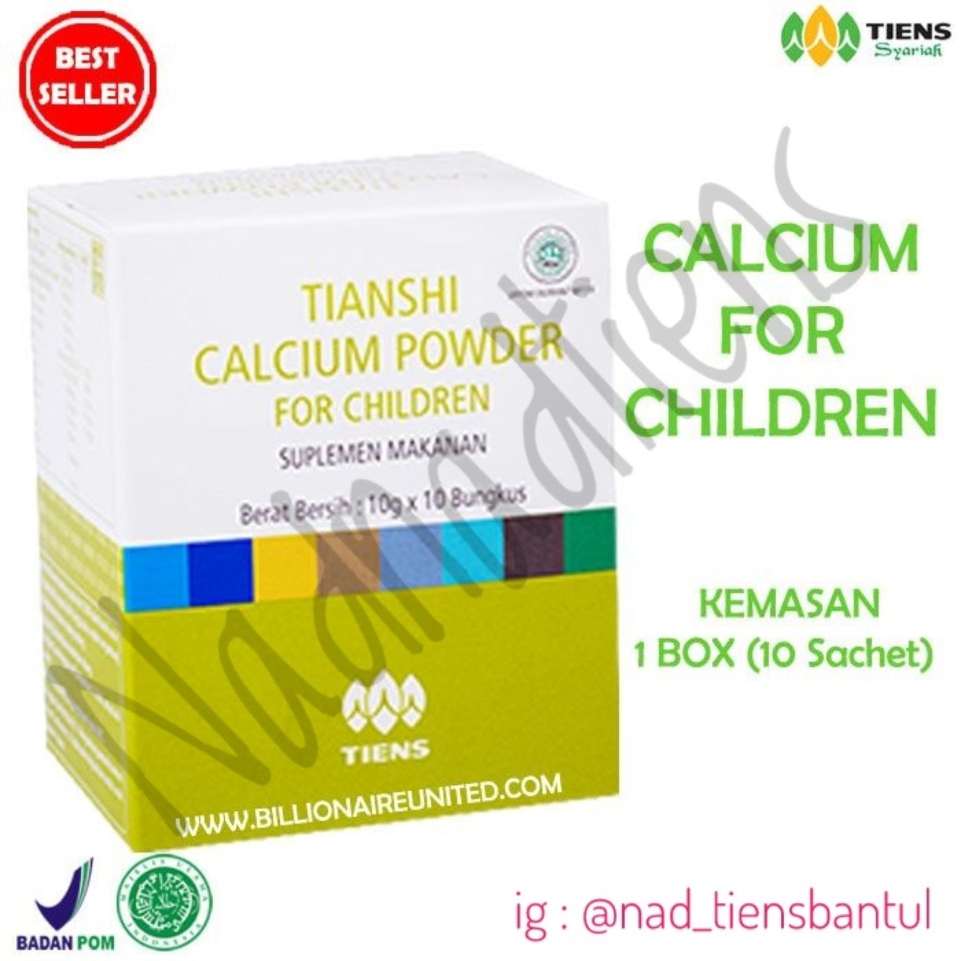 Beli Kalsium Children Tiens Susu Kalsium Kecerdasan Dan Pertumbuhan Memori Anak Kemasan 1 Box Nadnadtiens Online Terpercaya