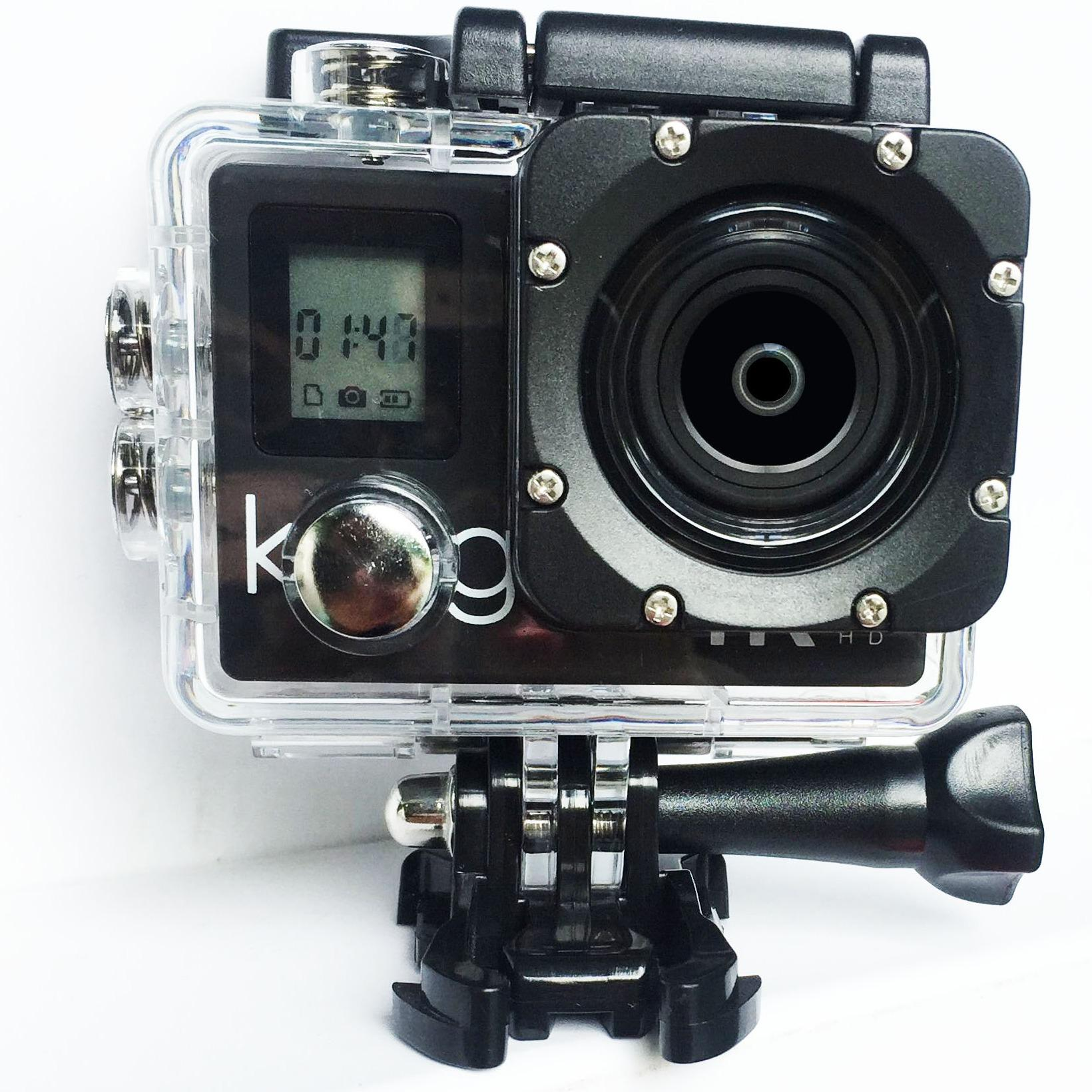 Beli Barang Kogan Action Camera 4K Nv Ultrahd 16Mp Putih Wifi Online