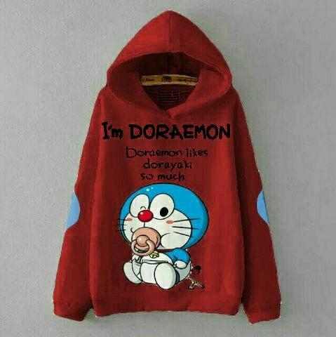 J&C Sweater Hoddie Babymon / Atasan Hoddie / Kaos Hoodie / Baju Kasual / Hoodie Babyterri