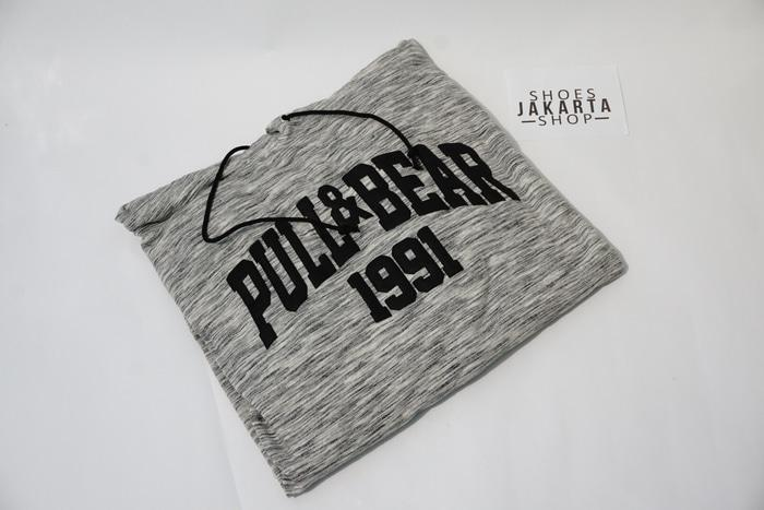 sweater hoodie pull and bear / pull n bear