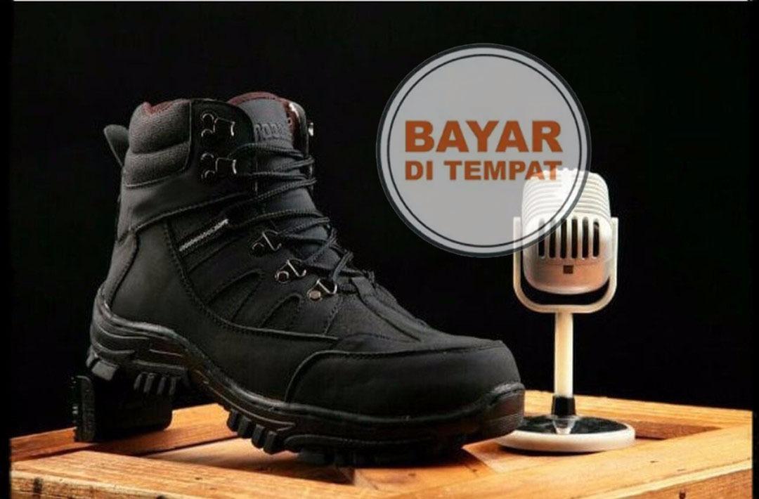 Fitur Kekinian Free Kaos Kaki Sepatu Boots Kulit Jenggel Boots ... 2342301292