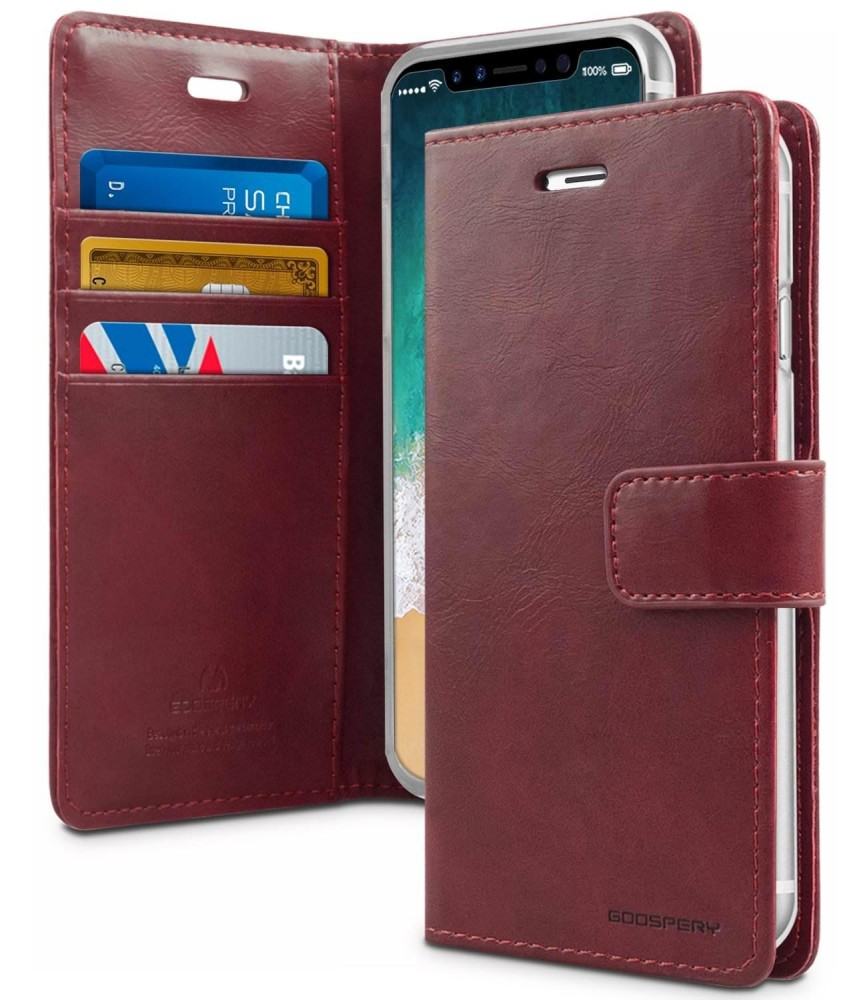 Mercury Bluemoon Diary Case for LG G5 - Wine