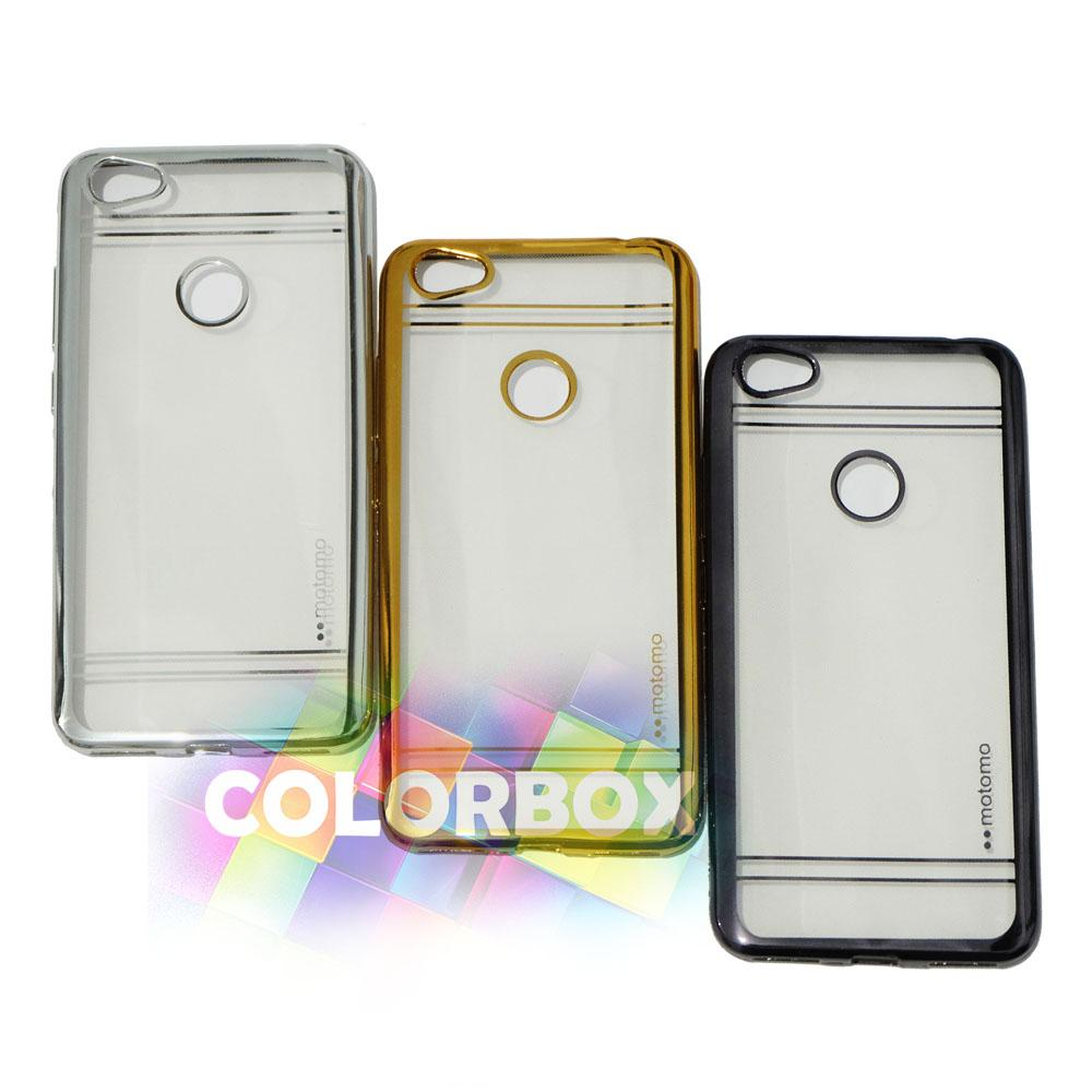 ... Motomo Chrome Xiaomi Redmi Note 5A Prime Case Shining Chrome / Ultrahin Xiaomi Redmi Note 5A