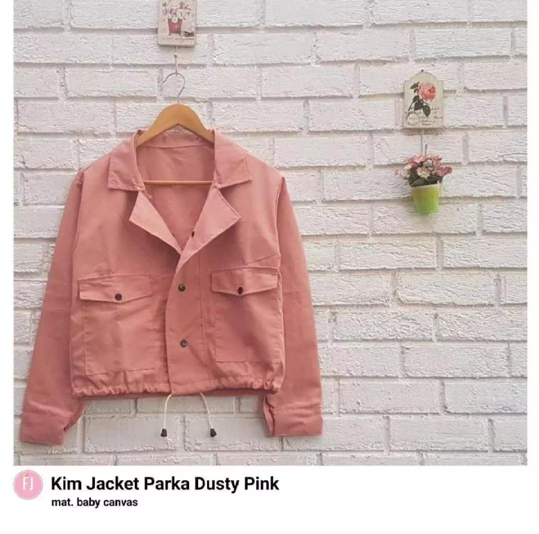 Fitur Parka Note Jaket Wanita Korean And Casual Dan Harga Varka V177 Sepatu Kim Style