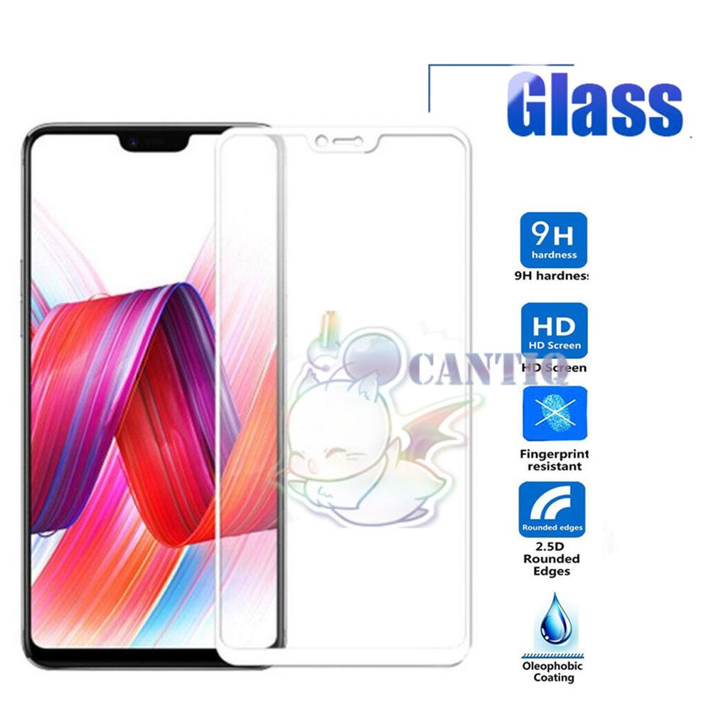 Kelebihan Tempered Glass Bening Oppo A3s Anti Gores Kaca Log On Shock Screen Protector F5 Depan Qcf Full Ukuran 62 Inch Only