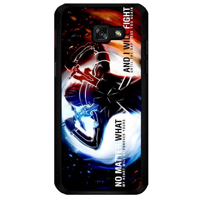 Sword Art Online Z0507 Samsung Galaxy A3 2016 Custom Hard Case