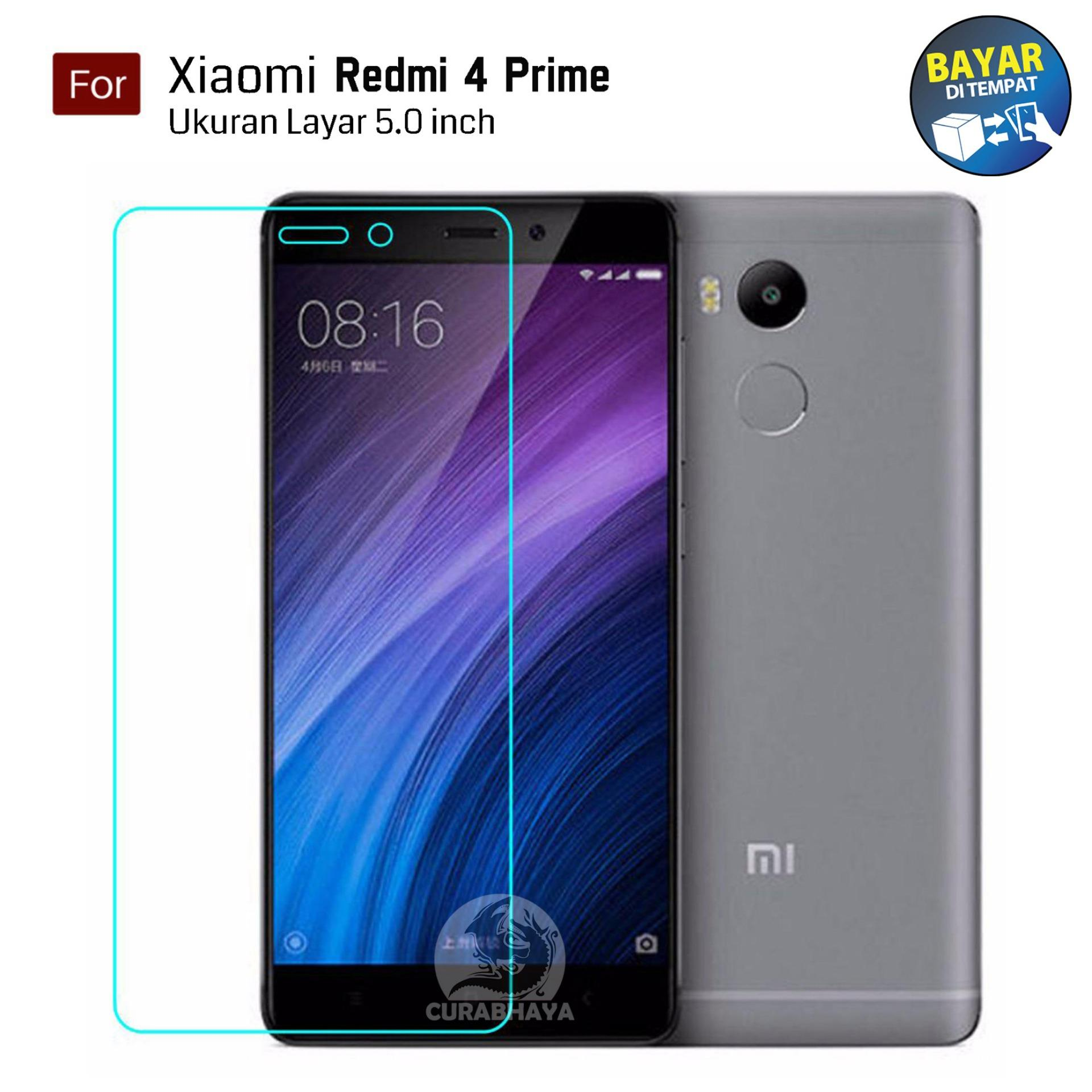 Kong Tempered Glass Xiaomi Redmi 4 Prime | 9H Screen Protector 0.32mm - Bening