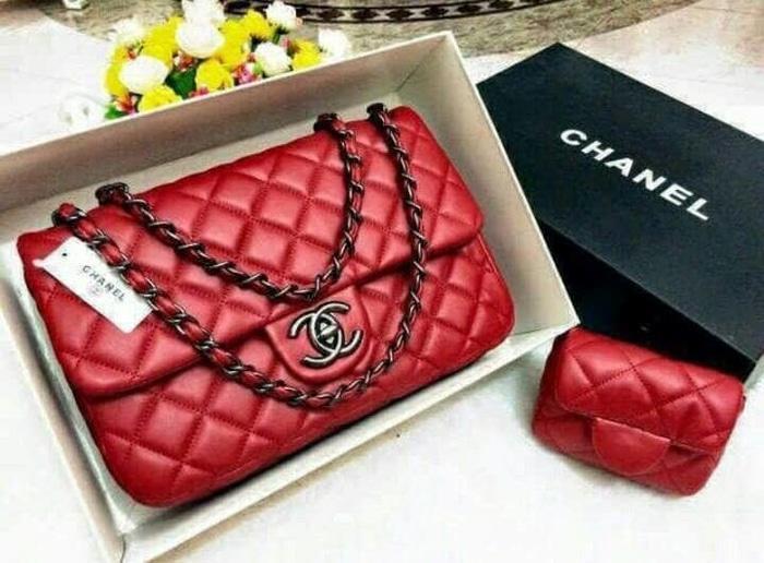 harga Tas Wanita Chanel Mom &Kid/Tas Wanita Murah/Tas Wanita Branded/Handbag Lazada.co.id