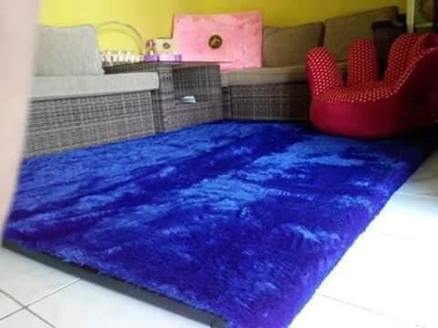Detail Gambar Karpet Bulu Busa Empuk Rasfur Uk 150x100x3cm @ karpet bulu rasfur karakter korea putih halus tebal 150 x 200 lantai ruang tamu Terbaru