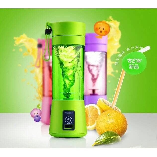terbaru USB Blender Juice Portable - Blender Buah Murah - Shake n Go/ termurah/ best seller