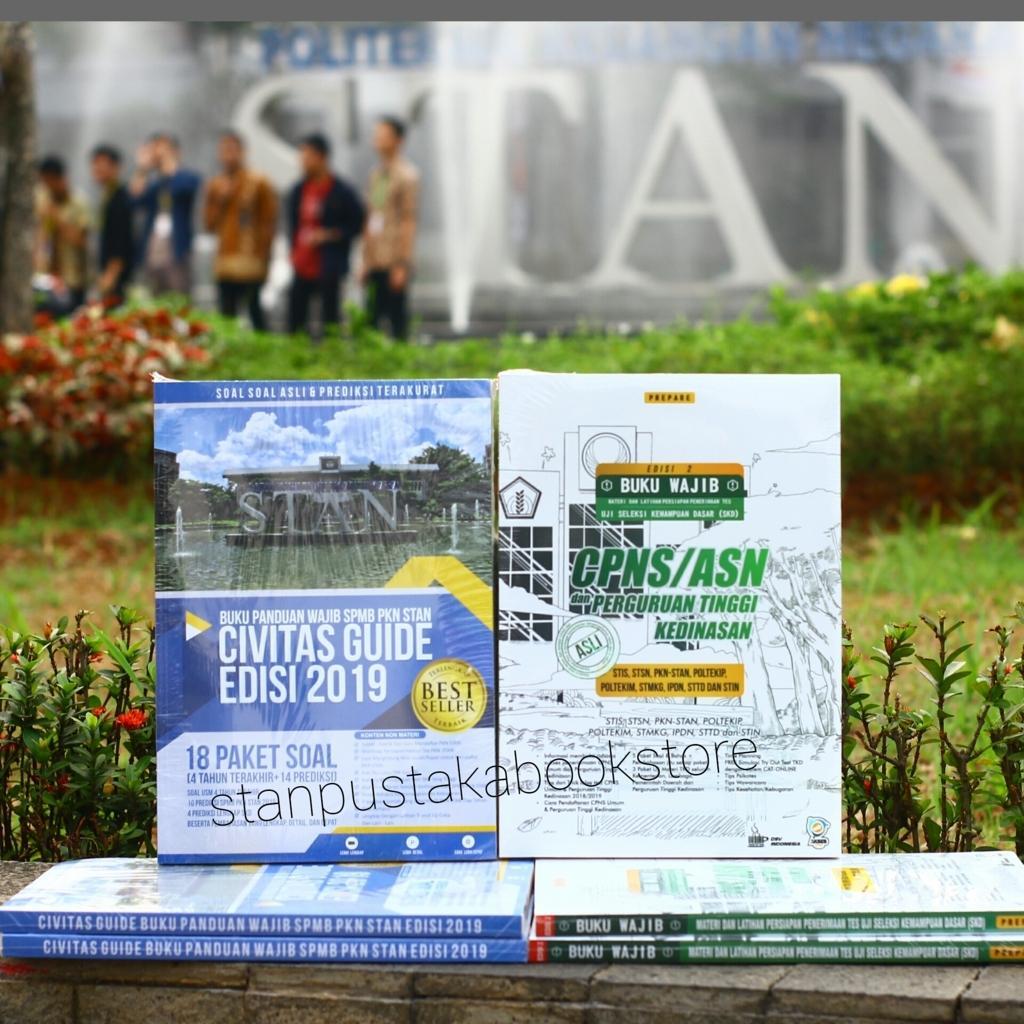 Kelebihan Best Seller Modul Resmi Skd Skb Cat Asn Cpns 2018 2019 Buku Spmb Usm Pkn Stan Civitas Guide Tpa Tbi Tkd