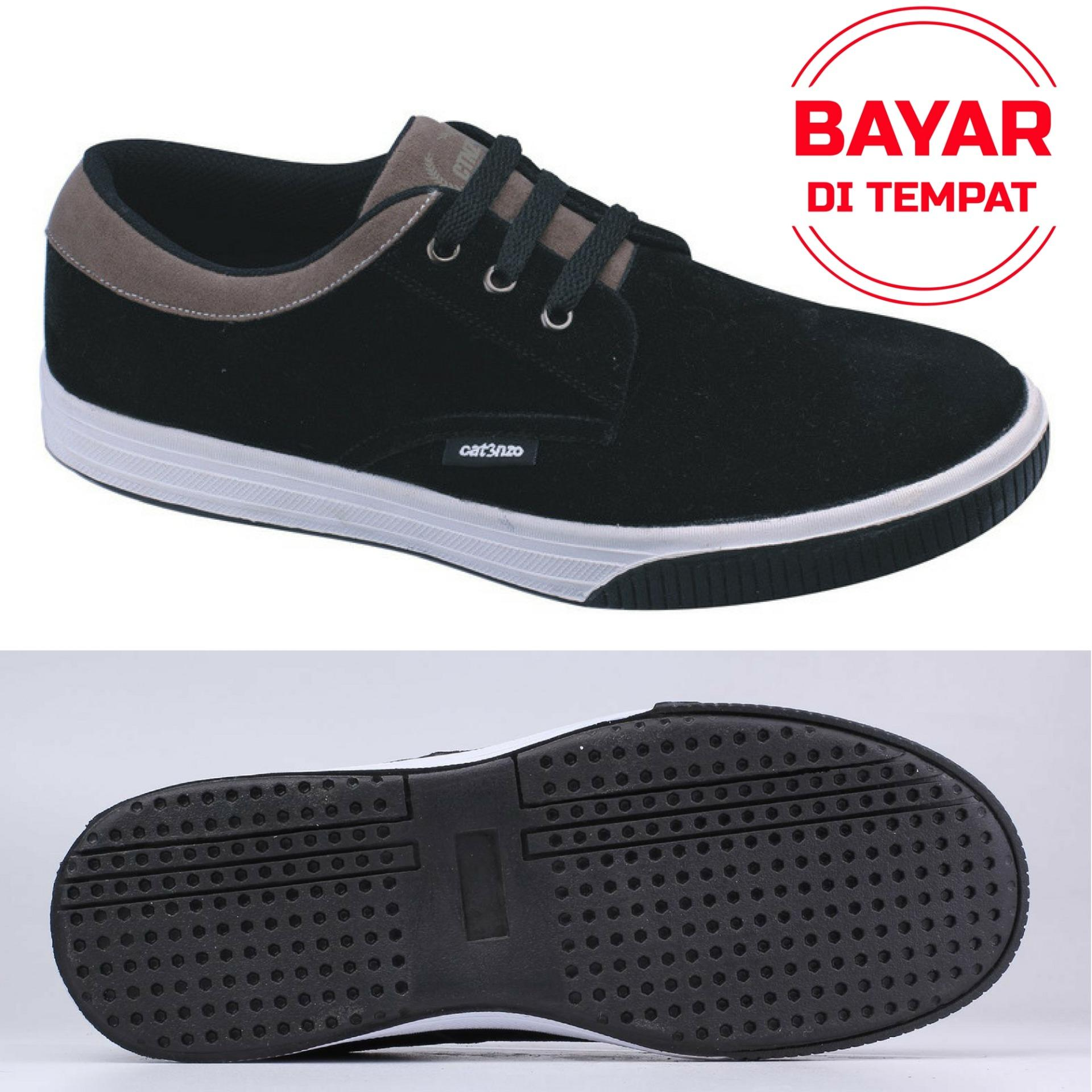 Fitur Sepatu Kasual Sporty Hitam Catenzo Tf 105 656 Dan Harga ... 60ef6880c5