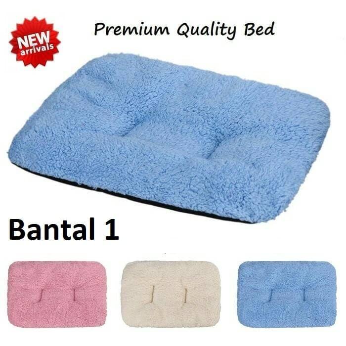 [ GARANSI 100 % ] kandang anjing bantal anjing pet bed kasur kucing tempat tidur kucing