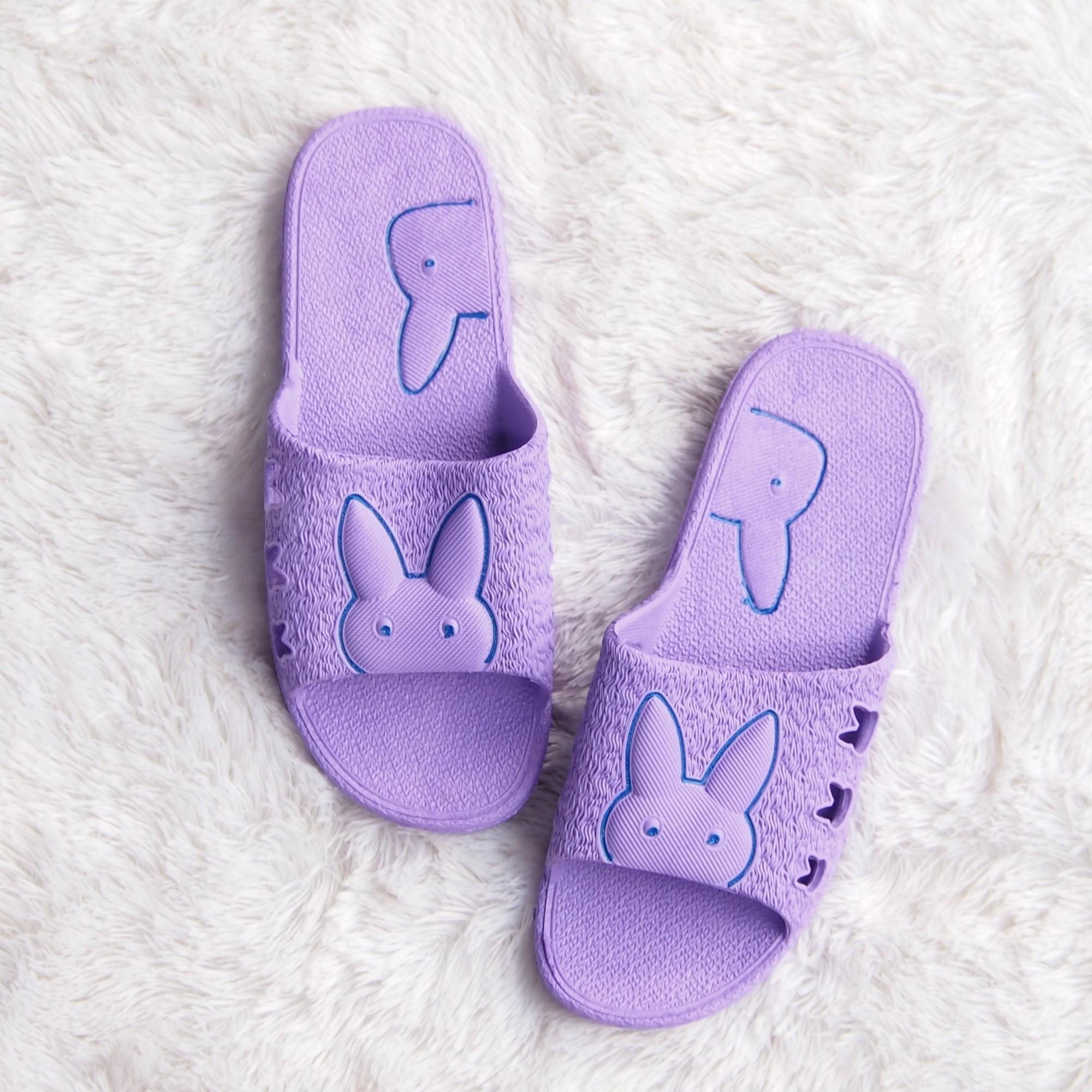 Termurah-Best Bunny Sandal anti licin Sandal Jelly Wanita EUK90