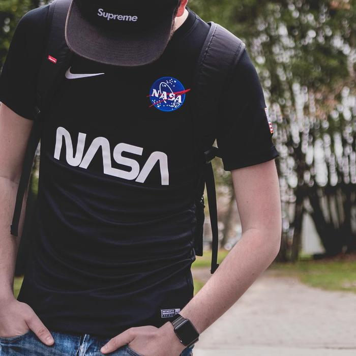Detail Gambar Kaos Tshirt Baju Combed 30S Distro Nike Concept USA NASA Edition Murah - vQaz48 Terbaru