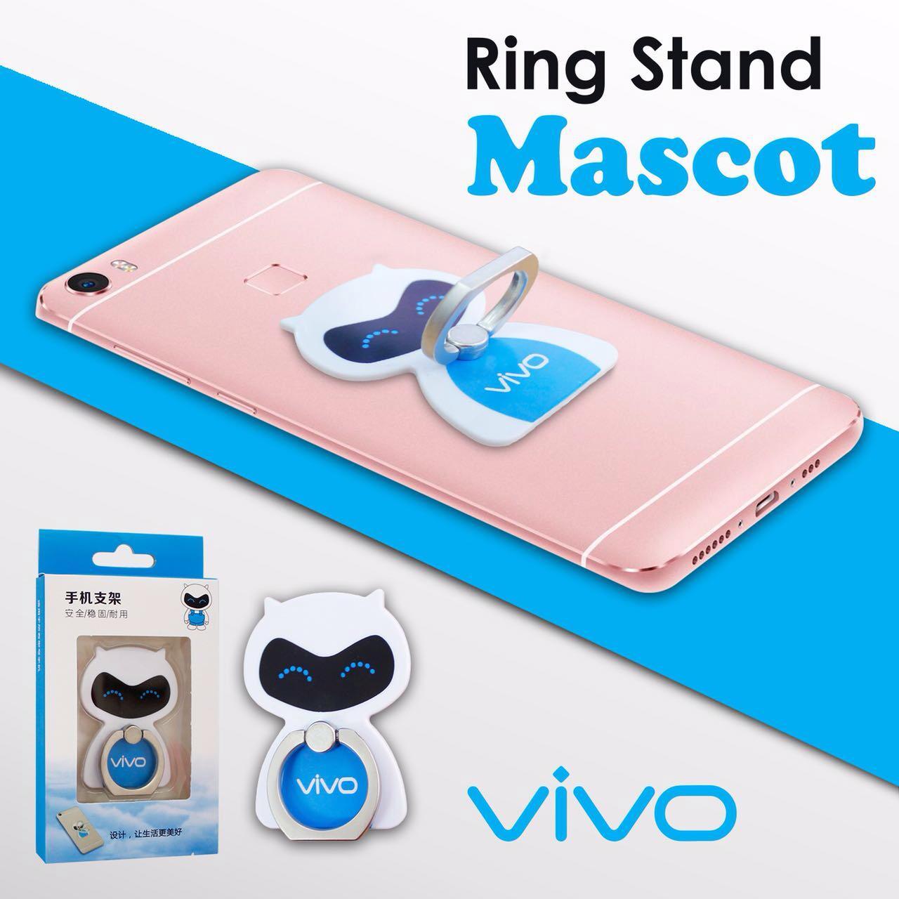 Ring Stand Maskot Vivo I Ring