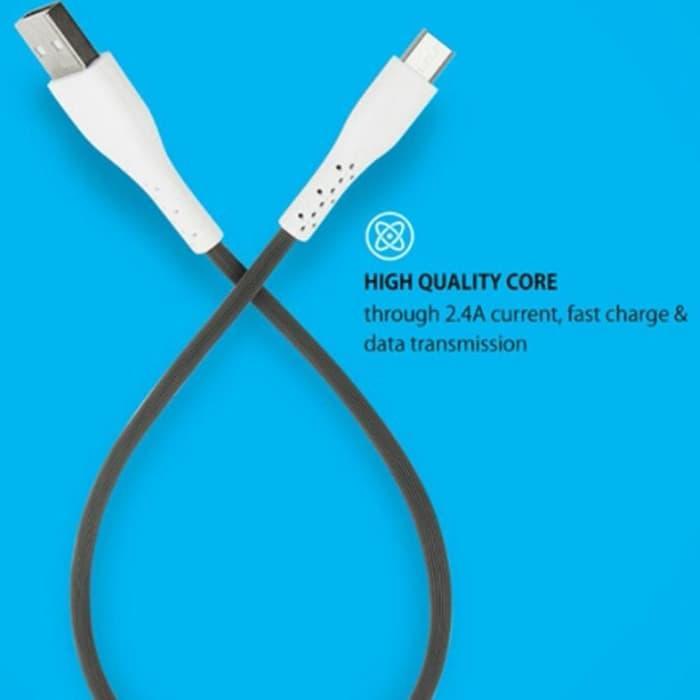 ... Vivan 30cm & 1m Kabel micro USB Data Charge Cable microUSB - VVN-XM100 -