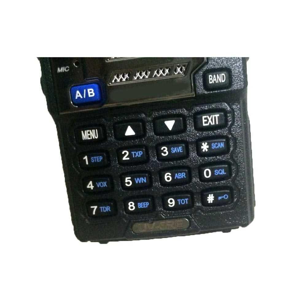 COD Baofeng Walkie Talkie Dual Band Two Way Radio 5W 128CH UHF+VHF BF-UV5RE Headset Free Alat Komunikasi Handy Talkie Camuflage Loreng Army - Hijau - Black - Hitam FREE ONGKIR - 4