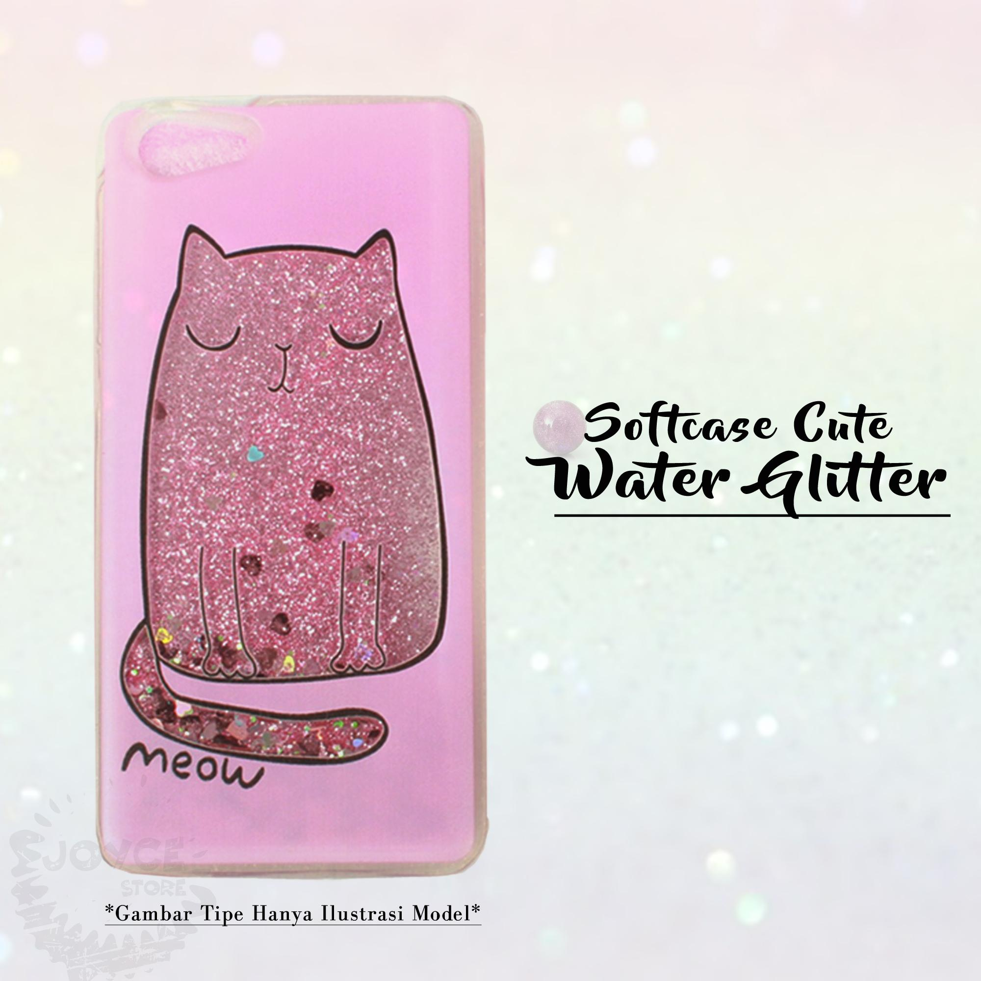 Detail Gambar Joyce Soft Water Gliter Case Oppo A71 Random Terbaru