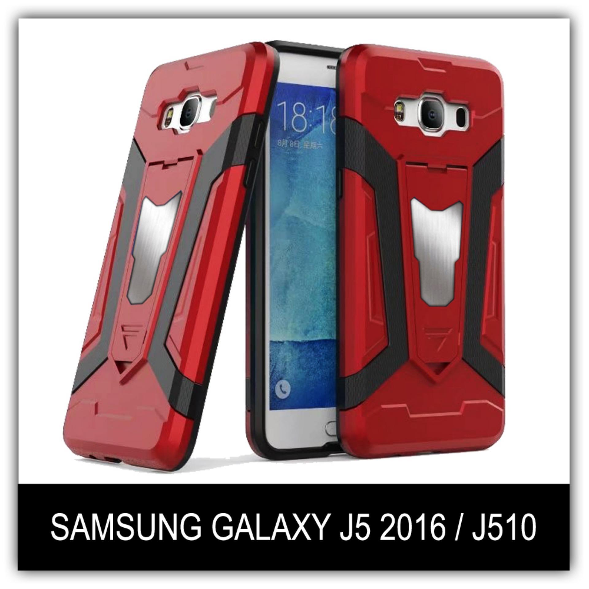 Case Iron Man for Samsung Galaxy J510/2016 Robot Transformer Ironman Limited