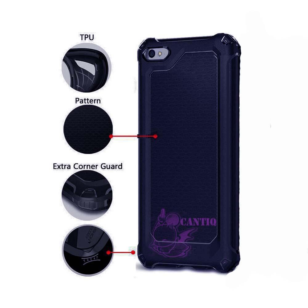 QCF Case Untuk Oppo A39 Capsule Ultra Rugged Slim Soft Back Case / soft Back Cover