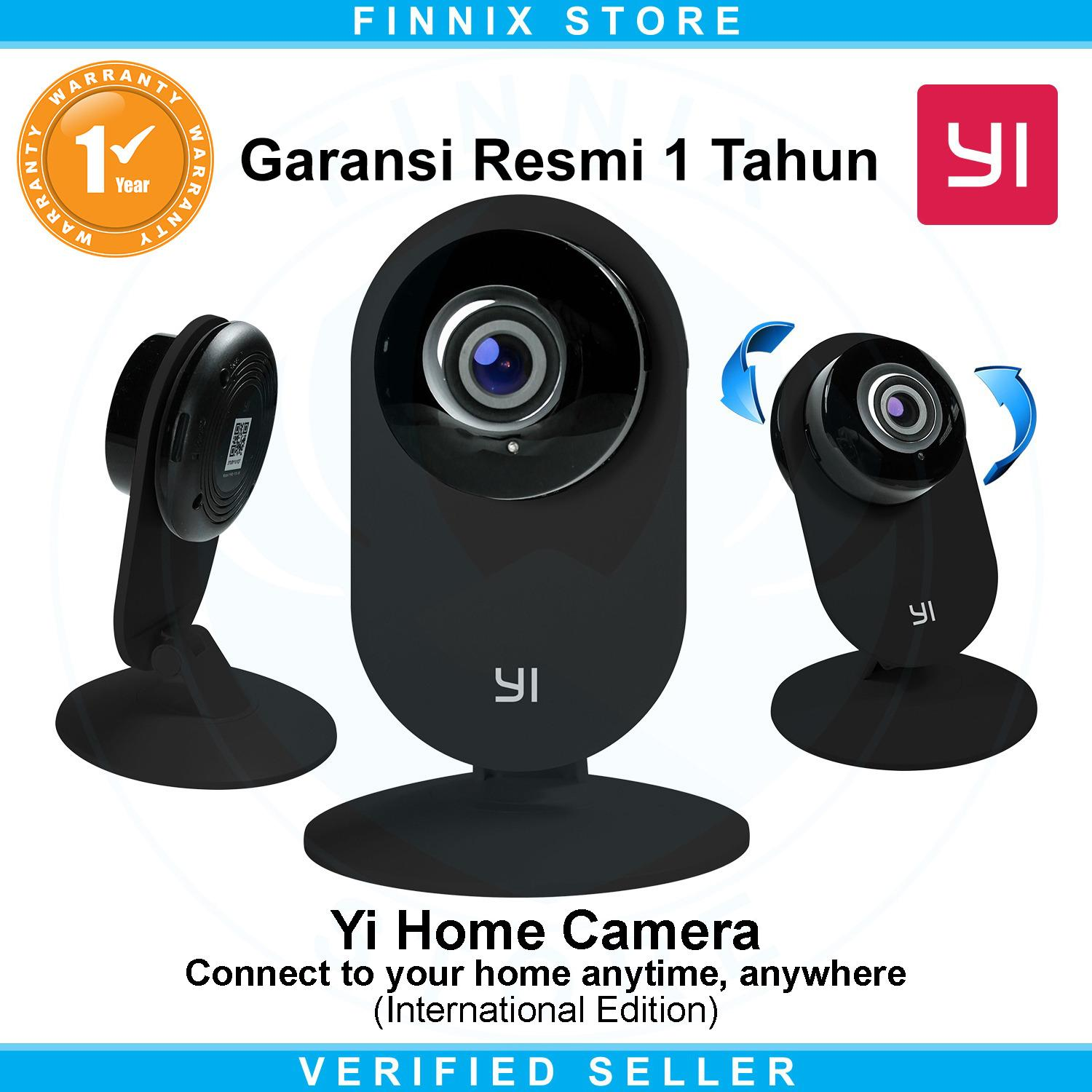 Cek Harga Baru Xiaomi Yi Smart Ip Camera Cctv 1080p Putih Terkini Original Dome 720p International Version White Home Hd