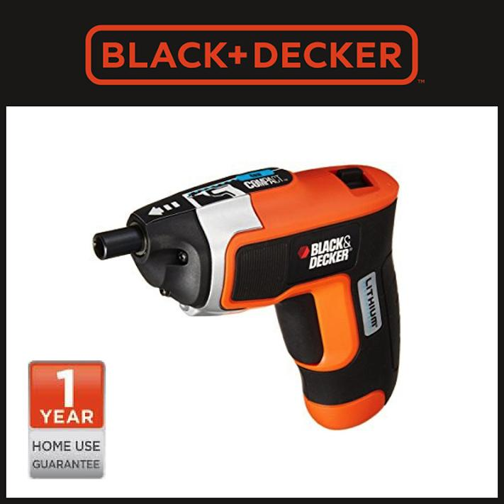 Beli Black Decker 3 6V Lithium Offset Screwdriver Cp310X B1