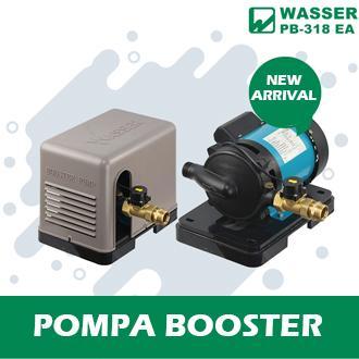 Pompa Pendorong Wasser PB 318 EA