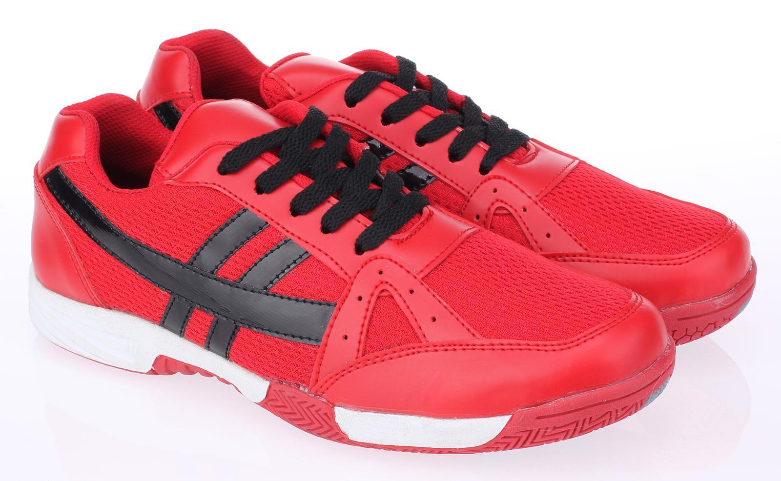Fitur Sepatu Olahraga Badminton Bulutangkis Original 1lvigk Dan Pria Sneakers Catenzo At 074 Raindoz Rtf015