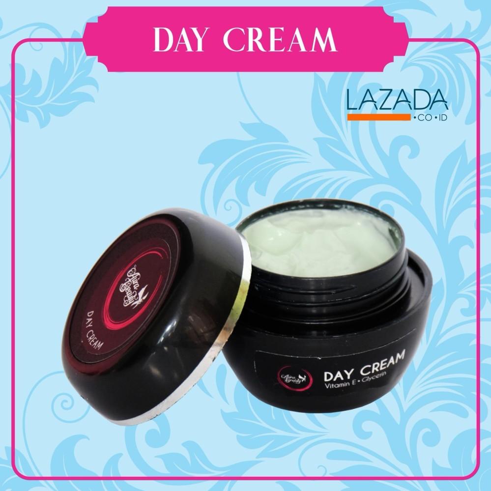 Spesifikasi Aura Beauty Day Cream Krim Pemutih Dan Pencerah Kulit Wajah Halal Bisa Digunakan Pria Dan Wanita Baru