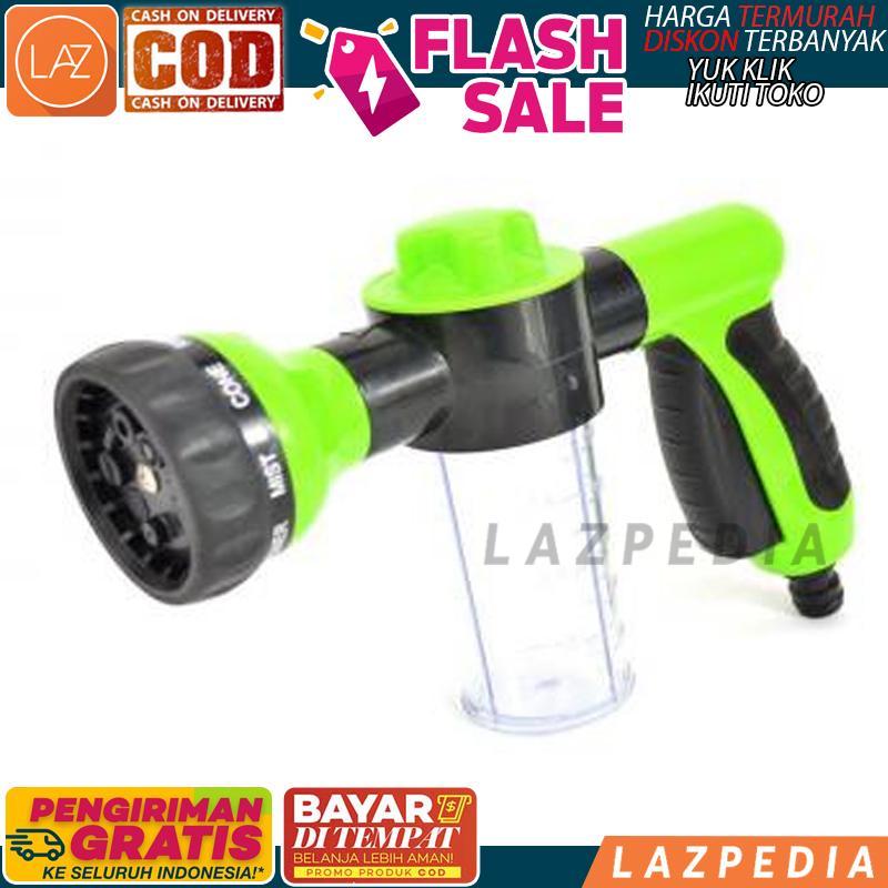 ... Pencuci Tekanan Tinggi Nosel Semprot Busa Pompa. Source. ' COD - [HIJAU RK - S4H1] Semprotan Air Sabun Cuci Mobil / Semprotan Air