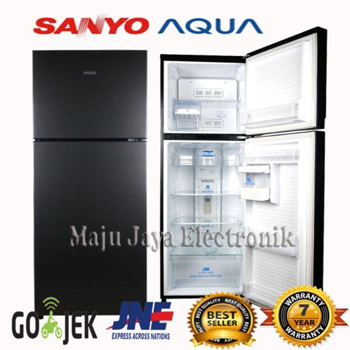 Kulkas 2 Pintu Aqua Sanyo D270 Ice Twist No Frost - 3Fkejt