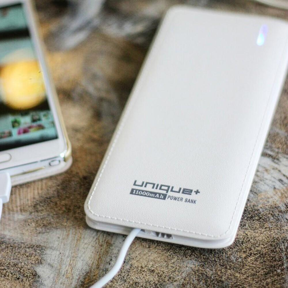 Cek Harga Baru Unique Ultra Slim Power Bank With Micro Cable Usb Xiaomi Generasi 2 Original 20000 Mah Powerbank Putih Port Real Capacity 11000mah For