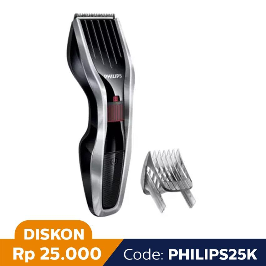 Toko Philips Hc5440 80 Hair Clipper Hitam Philips