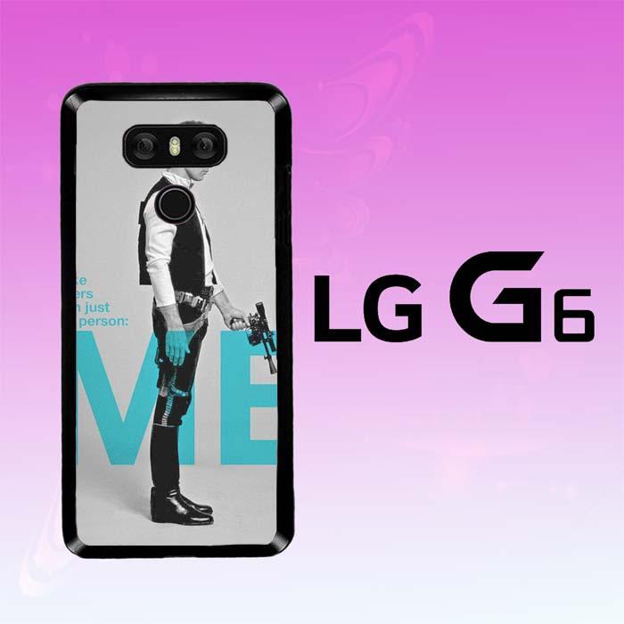 Casing Untuk LG G6 Star Wars Han Solo Photo L1672