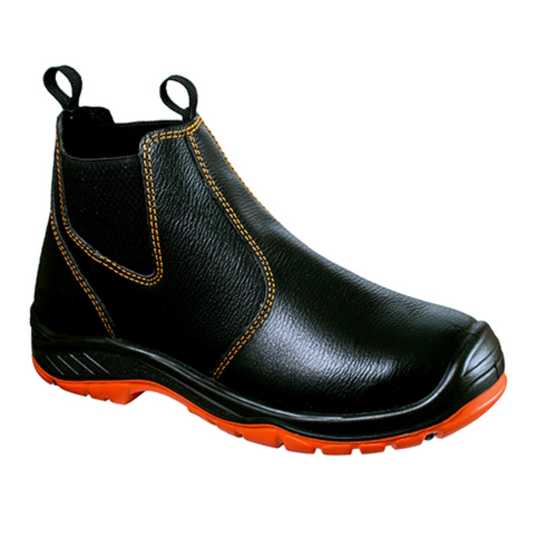 Safety shoe principal ankle boot 9222