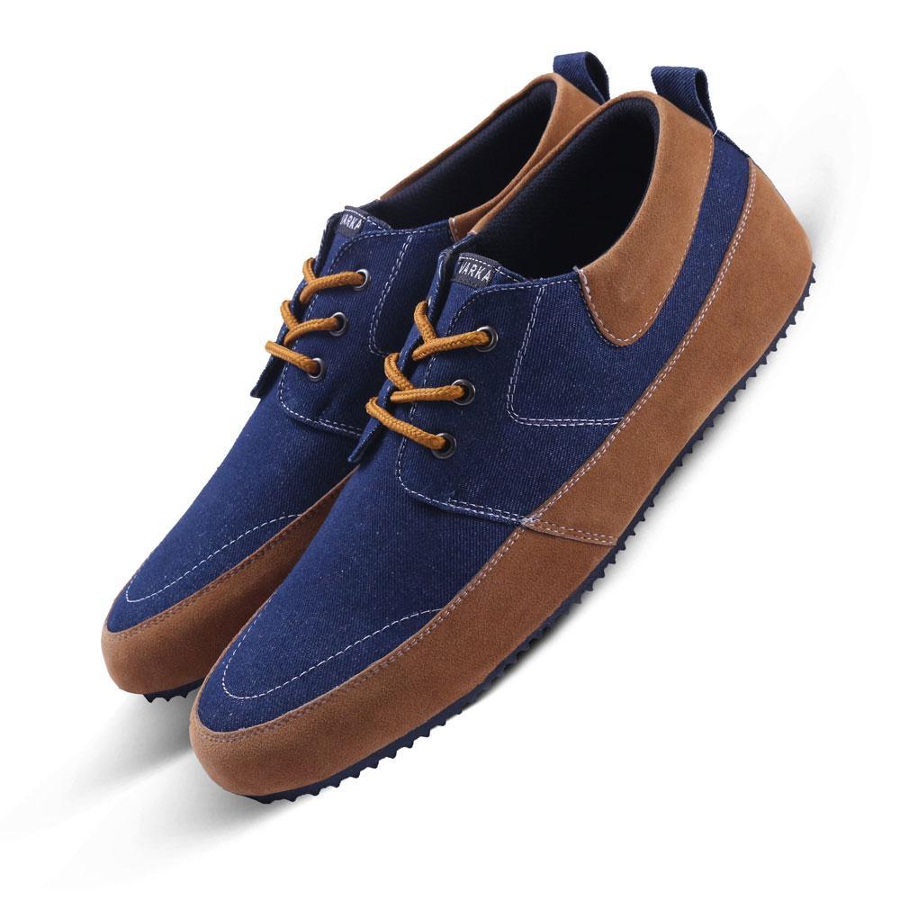 Review Sepatu Sneakers 024 Sepatu Kets Kasual Pria Bisa
