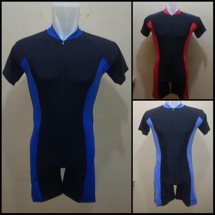 HARGA SPESIAL!!! baju diving dewasa / baju renang terusan - UN7Epl
